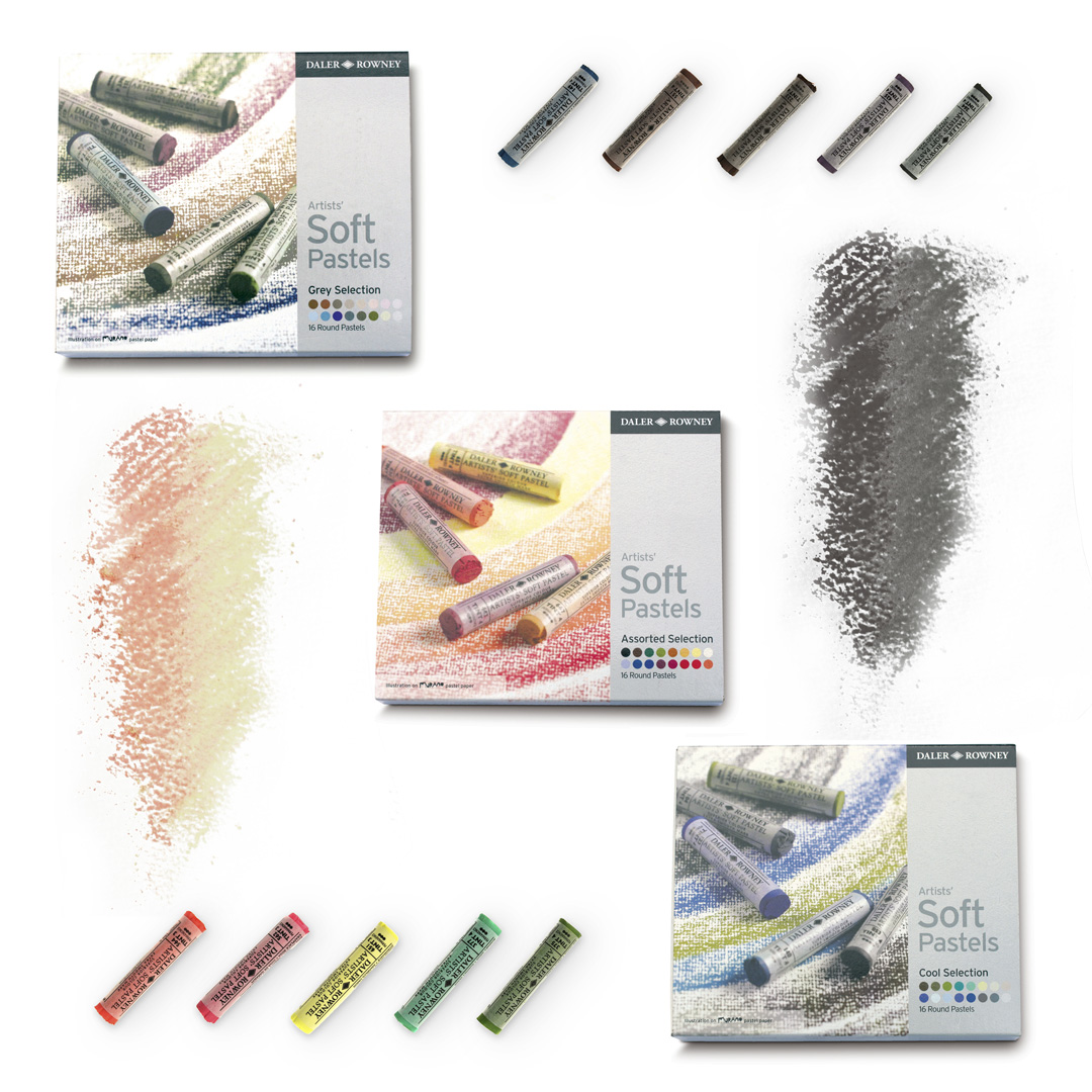 Daler-Rowney Finest Artist/'s Soft Pastels